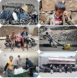 هشدار سازمان ملل درباره اتمام ذخیره غذایی در یمن