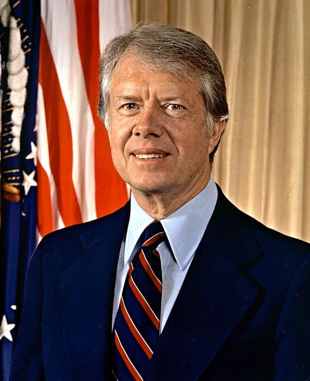 جیمی کارتر: الحاق کریمه به روسیه اجتناب ناپذیر بود