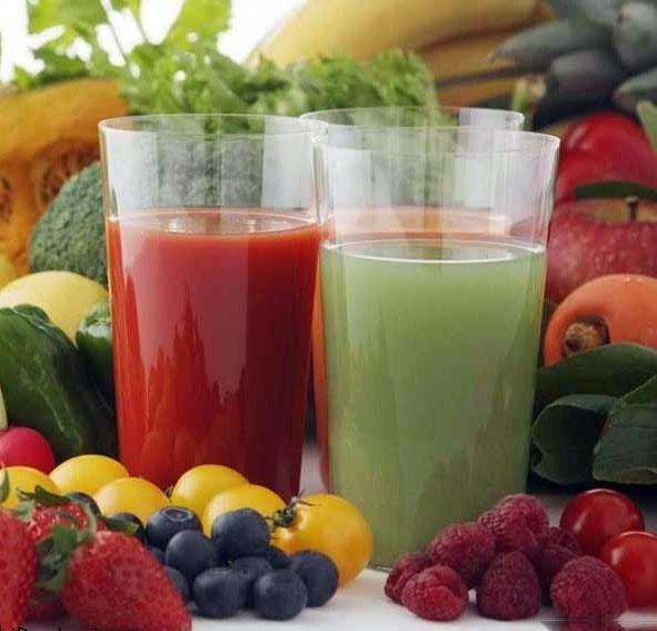 ترکیب چند میوه برای لاغری