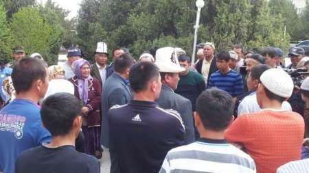 جنجال جیوه میان تاجیکستان و قرقیزستان پایان یافت