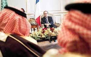 مقامات فرانسه و عربستان روز گذشته بیانیهای درباره مذاکرات هستهای قرائت کردند.
