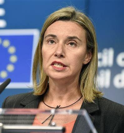 موگرینی: روسیه بیثبات به نفع هیچ طرفی نیست