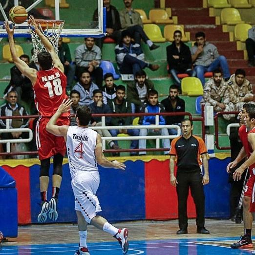 صعود شهرداری گرگان به جمع ۴ تیم برتر لیگ حرفهای بسکتبال