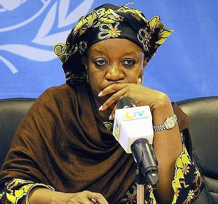 زینب بنگورا، نماینده ویژه دبیرکل سازمان ملل در امور خشونت جنسی در درگیریها