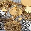 ثبات تقریبی قیمت طلا و ارز در بازار