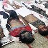 یونیسف: در حملات هوایی عربستان به یمن ۱۳۵ کودک کشته شدند