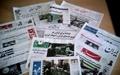 ۶ خرداد؛ پیشخوان روزنامههای صبح ایران