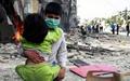 دهها غیرنظامی در تهاجم هوایی آمریکا و متحدانش به شمال سوریه کشته شدند