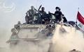 درگیری ارتش عراق با داعش در بیجی و اطراف رمادی