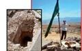 سودجویان قبر امامزاده را حفاری کردند