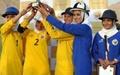 پایان جام چوگان شیرین با قهرمانی کانون چوگان البرز