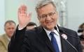 رئیس جمهور لهستان به شکست در انتخابات ریاست جمهوری اذعان کرد