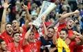 سویای اسپانیا، قهرمان لیگ اروپا شد
