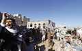 یمن تحت محاصره، زیر آتش بمبهای خوشهای