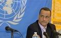 فرستاده ویژه سازمان ملل در امور یمن به صنعا رسید