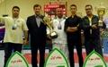 تیم استان تهران قهرمان مسابقات وزنهبرداری جانبازان و معلولین کشور شد