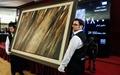 حراج تابلوی سهراب سپهری با قیمت ۲ میلیارد و ۸۰۰ میلیون تومان