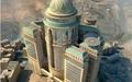 بنای بزرگترین هتل جهان در عربستان