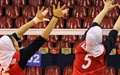 تیم والیبال بانوان زیر ٢٣ سال ایران مغلوب چین تایپه شد