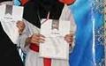دختران هوگو پوش برتر نونهال استان تهران معرفی شدند