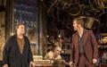 «بوفالوی آمریکایی» در تئاتر لندن روی صحنه رفت