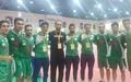 تیم ملی هوپ تاکرا به نیمه نهایی راه یافت