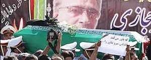 حضور علی دایی و بزرگان فوتبال در مراسم چهارمین سالگرد ناصر حجازی