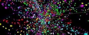 ثبت رکورد جدید برای بزرگترین برخورددهنده اتمی جهان