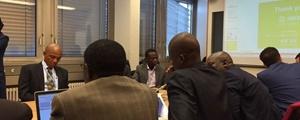 تصاویر و جزئیات نشست «اندازهگیری جامعه اطلاعاتی: چالشها و روندها» در فروم ۲۰۱۵ وسیس