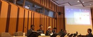 گزارش پیشرفتهای ایران در جامعه اطلاعاتی با حضور واعظی در ژنو ارائه شد