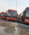 ورود ۹۰ اتوبوس دوکابین به پایتخت