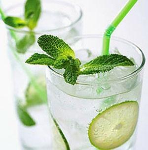 آب طعمدار