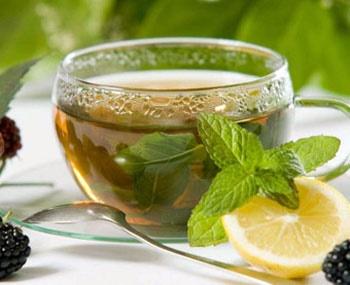 چای نعنایی سرد