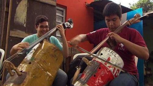 ارکستر بازیافتی