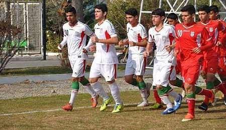 دعوت۳۰ نوجوان به اردوی تیم ملی فوتبال