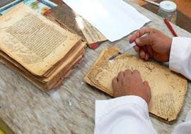 حفاظت و مرمت آثار کاغذی