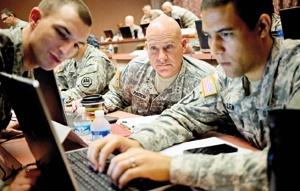آمریکا زیر رگبار حملات سایبری