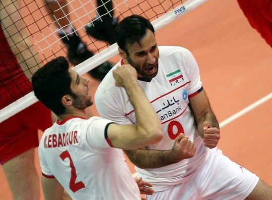 لیگ جهانی والیبال / طلسم بالاخره شکست؛ ایران ۳- روسیه ۱