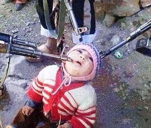 کودک و جنگ