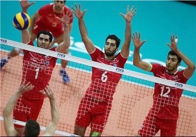 دو بازیکن ایران در بین برترینهای لیگ جهانی والیبال؛ کاپیتان معروف در جایگاه چهارم