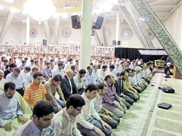 نماز عید فطر در مساجد یزد اقامه میشود