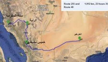 ابعاد اصابت موشک اسکاد یمن به عمق خاک عربستان فاش شد