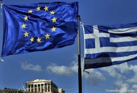 بانک مرکزی یونان نسبت به خروج از حوزه یورو و اتحادیه اروپا هشدار داد