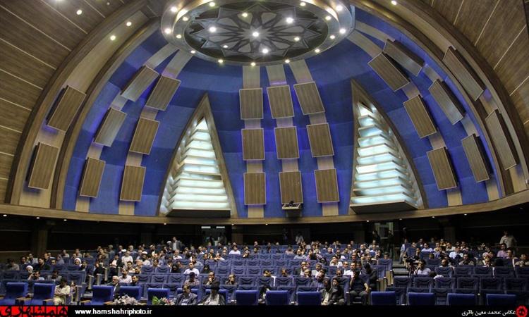گزارش تصویری/ مراسم افطاری فعالان فرهنگی در مجموعه سرچشمه
