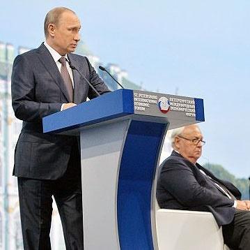 پوتین: به حمایت از دمشق ادامه میدهیم