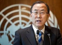 بان کی مون خواستار حمایت از پناهجویان در جهان شد