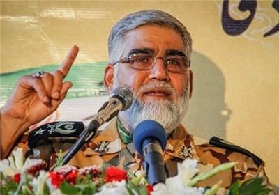 دشمن جرات نزدیک شدن به مرزهای ایران را ندارد
