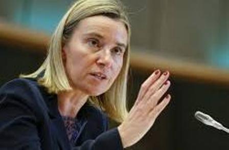 موگرینی: در آخرین مرحله مذاکرات بر سر توافق هستهای با ایران هستیم