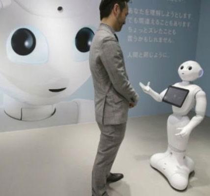 تحول در دنیای روباتهای انساننما