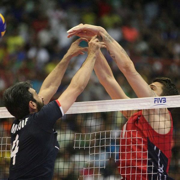 پنجم و هفتم تیر، پخش والیبال ایران و لهستان از شبکه سه
